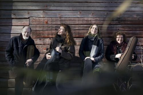 Rantatie-kvartetti 2015