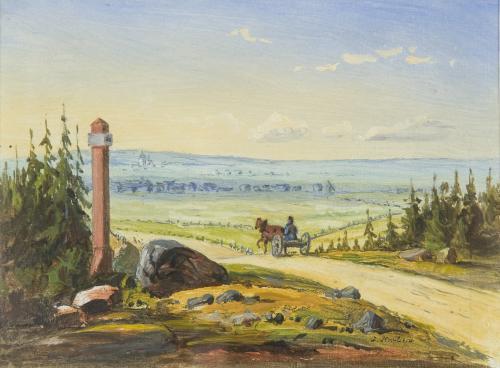 Johan Knutson, Lapua, Hiekan taidemuseo. Kuva Petri Nuutinen