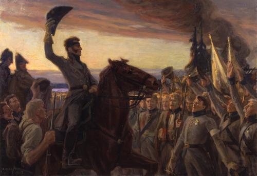 Albert Edelfelt, Stolt Nro 15, Döbeln, yksityiskokoelma. Kuva Museokuva