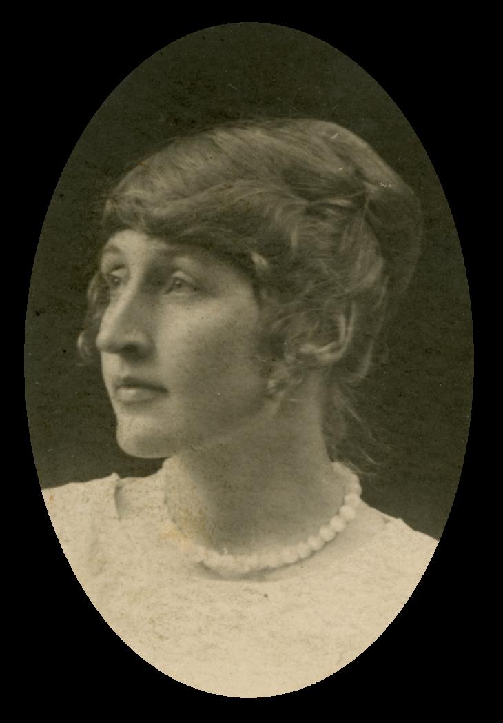 Martta Wendelin. Kuva Tuusulan taidemuseo