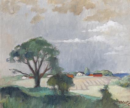 Martta Wendelin, Tuusulasta