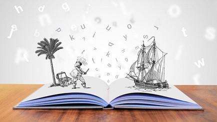 Kirjoista avautuu uusia maailmoja